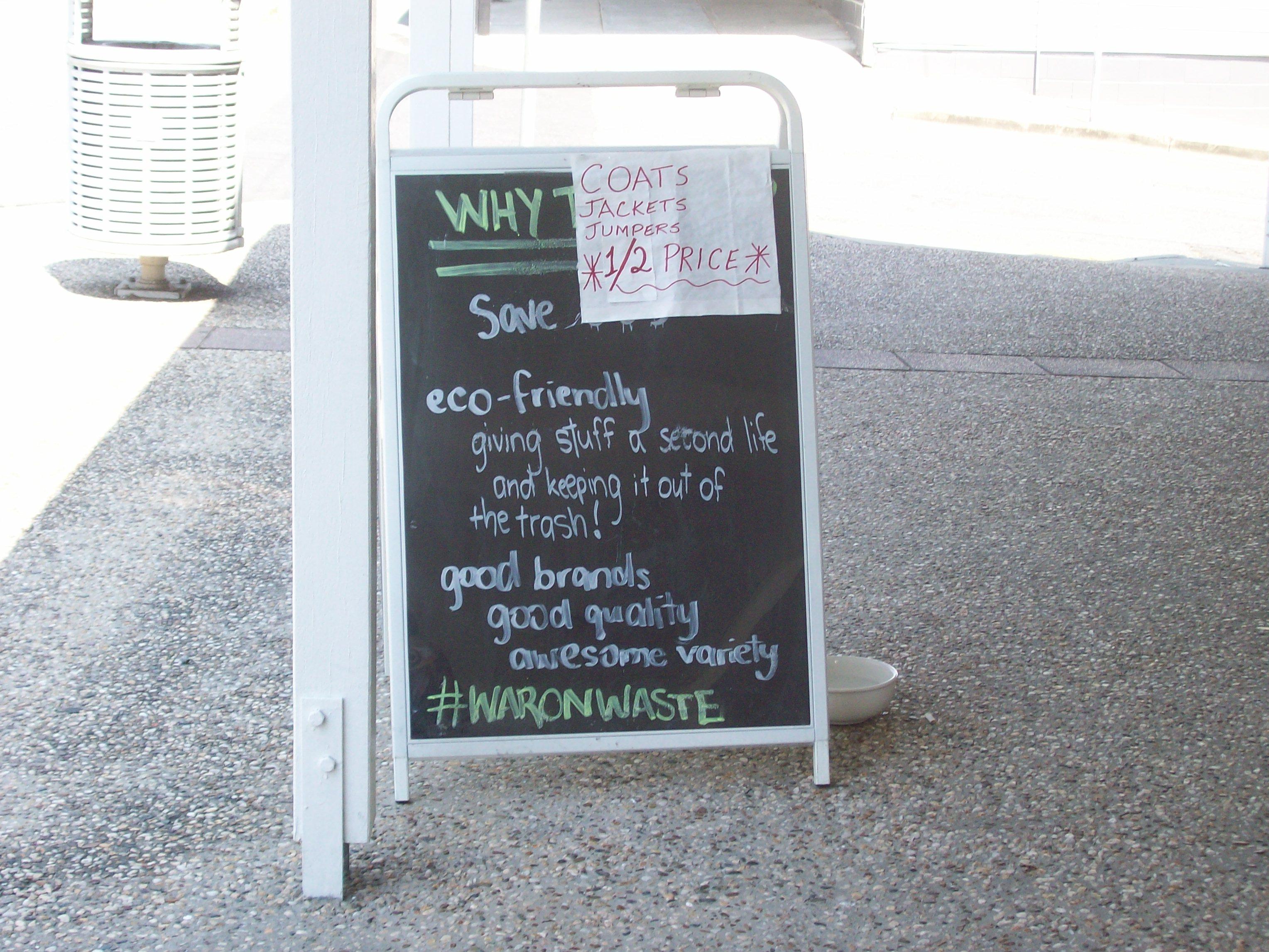 Brisbane - Wojna z odpadami