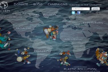 Czy wiesz, że… na Pacyfiku są wyspy z plastiku?