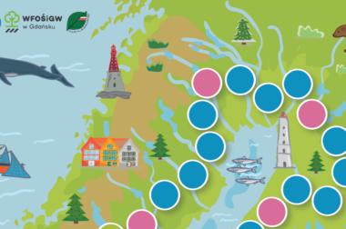 WebBaltica – edukacyjna gra planszowa <p> o Morzu Bałtyckim